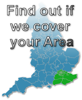 Click here to se the Areas we cover